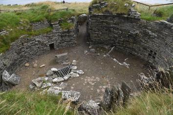 Burroughston Iron Age broch